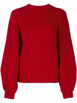 Ganni - cuff sleeve jumper 93950553630000000000