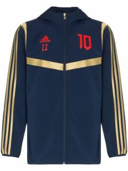 adidas - куртка Predator на молнии с капюшоном 39093353863000000000