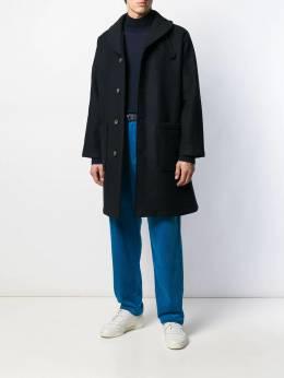 Société Anonyme - belted corduroy trousers NTSXIX95555698000000