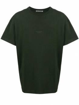 Acne Studios - футболка с логотипом 66695639535000000000