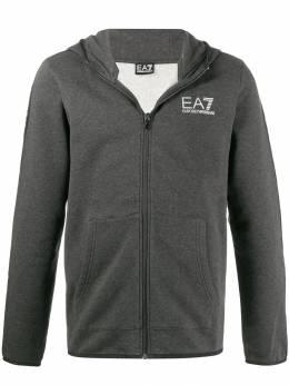 Ea7 Emporio Armani - printed logo hoodie M30PJ63Z955559680000