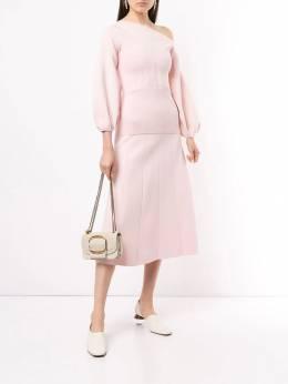 Ginger&Smart - Valour knit crepe skirt 56695550356000000000