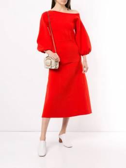 Ginger&Smart - Valour crepe knit skirt 56695550355000000000