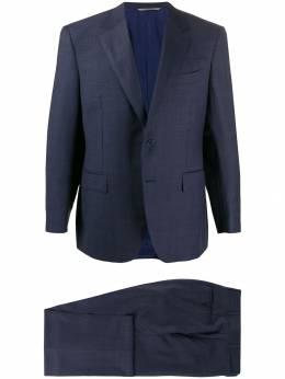 Canali - костюм с однобортным пиджаком кроя слим 86BF6666995553696000