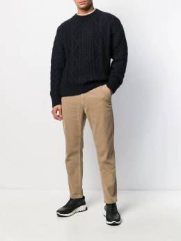 Closed - corduroy straight leg trousers 33658W30955593930000