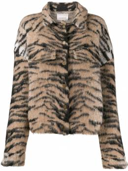 Laneus - tiger stripe jacket 36095533353000000000