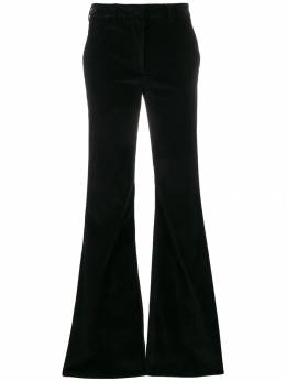 Etro - corduroy flared trousers 56530955365600000000