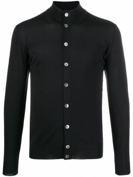 Dell'oglio - fitted knit cardigan 96995533938000000000