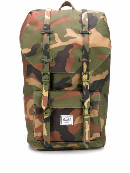 Herschel Supply Co. - Little America camouflage print backpack 95600309553695500000