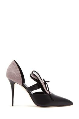Черные туфли с отделкой Turbia Manolo Blahnik 166153697