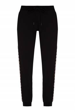 Спортивные брюки с лампасами Bikkembergs 1487154841