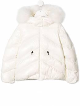 Moncler Kids - hooded padded jacket 03056895695550689000