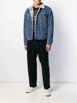 Closed - loose-fit corduroy trousers 36858W30955395990000
