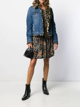 Liu Jo - faux fur denim jacket 659D3965955006650000