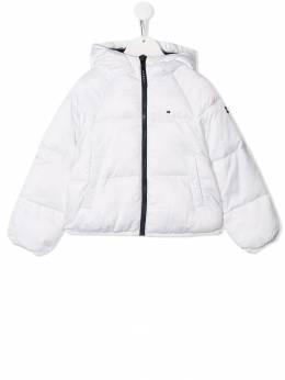 Tommy Hilfiger Junior пуховая куртка с капюшоном KG0KG04483