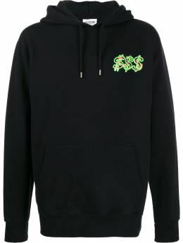 Sss World Corp - dollar-sign print hoodie ATER5955556950000000