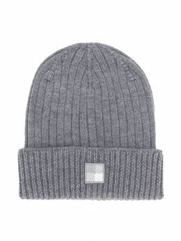 Woolrich Kids - ribbed knit beanie CC9985UF669695555390