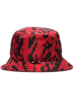 Neil Barrett - animal print bucket hat 095CM950395590663000