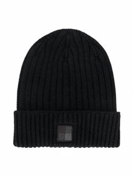 Woolrich Kids - ribbed knit beanie CC9985UF669695555399