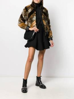 Twin-Set - animal faux-fur jacket TT056995565599000000