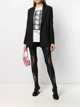 Versace - lace embellished tights 36698A96965995599560