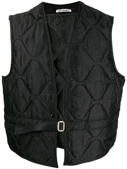 Our Legacy - Langoustine quilted vest 99L95539696000000000