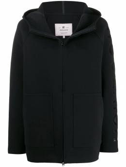 Woolrich - short hooded jacket EEL96539559689300000