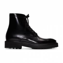 Paul Smith Black Farley Boots 192260M22300402GB