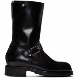 Paul Smith Black Bethnal Boots 192260M22300603GB