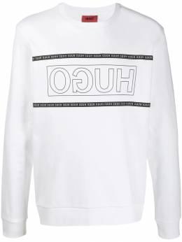 Boss Hugo Boss - reversed printed logo sweater 96996955305000000000