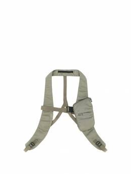 Julius - поясная сумка с ремешками BGU99559993000000000