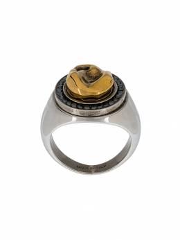 Alexander McQueen - кольцо в виде зуба 360J966Z900503930000