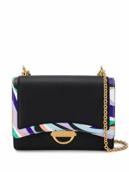 Emilio Pucci - сумка на плечо с принтом C999R665933695580000
