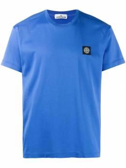 Stone Island - футболка с нашивкой-логотипом 69505993939333060000