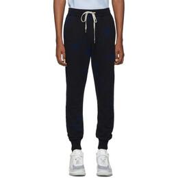 John Elliott Indigo Double Dye Ebisu Lounge Pants 192761M19001105GB