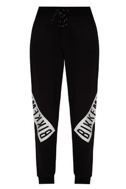 Спортивные брюки черного цвета Bikkembergs 1487154933