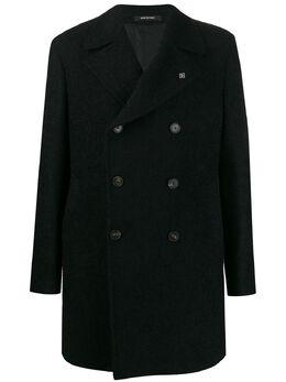 Tagliatore двубортное пальто CSTEPHAN77UIC208