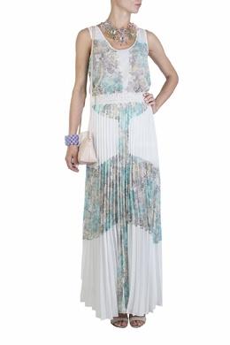 Платье макси в пастельной гамме Patrizia Pepe 1748155523
