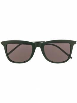 Saint Laurent Eyewear солнцезащитные очки в квадратной оправе SL304