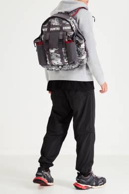Комбинированный рюкзак с надписью Eastpak 2760154259
