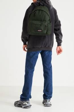 Темно-зеленый рюкзак с логотипом Eastpak 2760154655