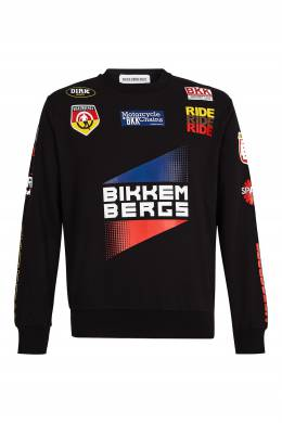 Свитшот в гоночном стиле Bikkembergs 1487154918