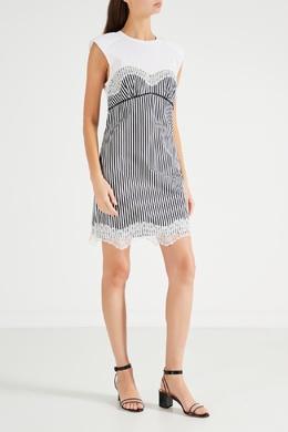 Полосатое платье без рукавов Jijil 2759155574