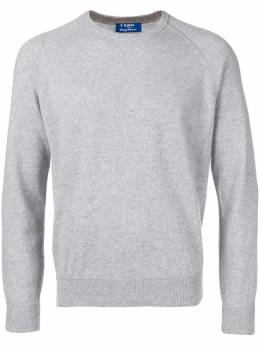 Barba round neck jumper 1554555538