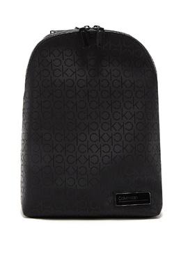 Черный рюкзак с отделением для планшета и ноутбука Calvin Klein 596155932