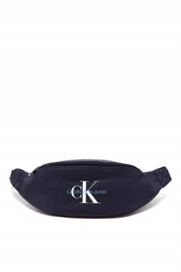 Синяя поясная сумка Calvin Klein 596155934