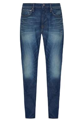 Синие зауженные джинсы Calvin Klein 596155877