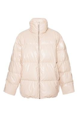 Стеганая куртка с глянцевым покрытием Alexander Terekhov 74155643