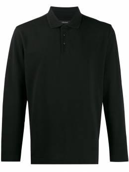 Z Zegna рубашка-поло с длинными рукавами VT370ZZ619