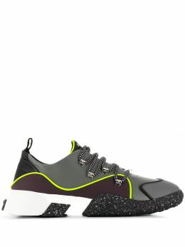 Bally кроссовки с логотипом 6228456